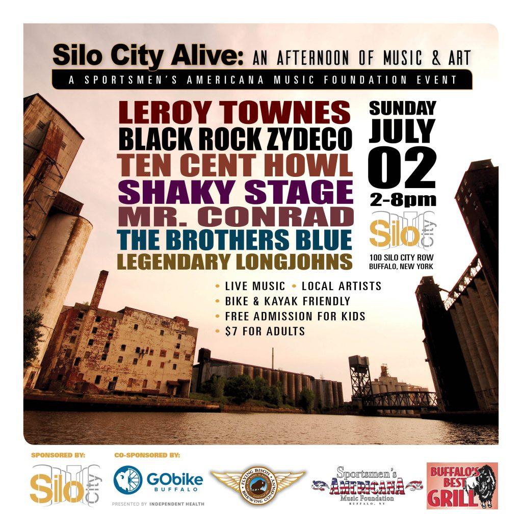 Silo City Alive