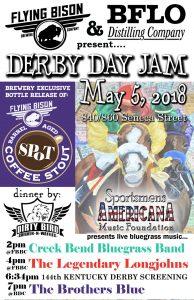 Derby Day Jam