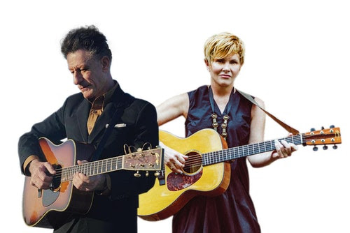 Lyle Lovett Shawn Colvin